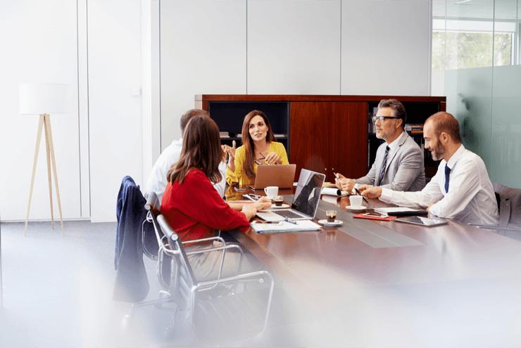 Office Space Meeting